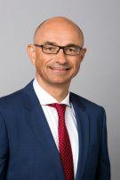 Portrait, Dr. Robert Gnann