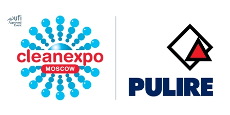 CleanExpoMoscow_PULIRE_logo