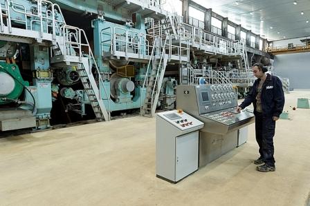 Алексинская бумажно-картонная фабрика