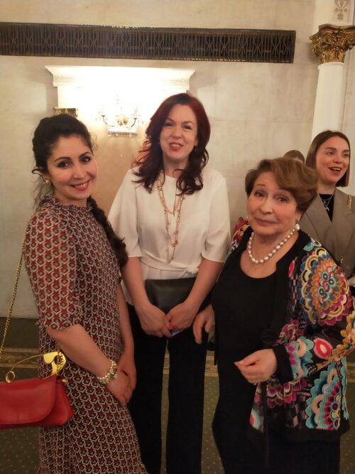 Специалисты компании Floressence - участники LADY'S Fragrance Night