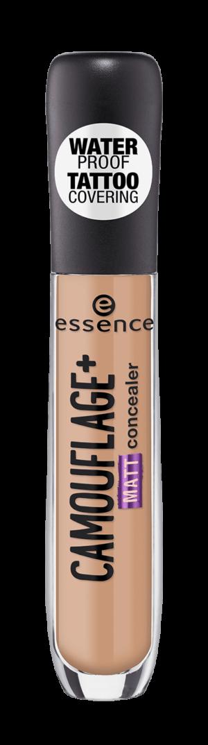 essence camouflage+ matt_Shade 50_Rezyklat_Kappe